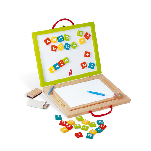 Tableau Magic 4 en 1 (bois)