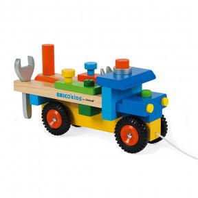 Camión Bricolage Brico'Kids (madera)