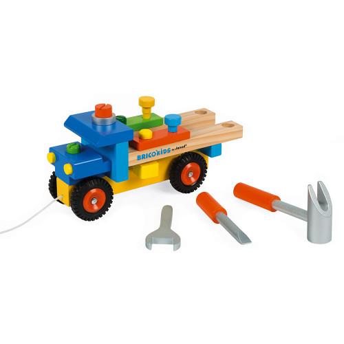 Camion de bricolage (bois)