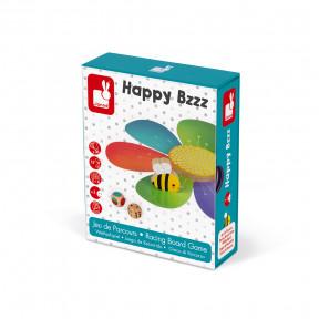 Wettlauf-Spiel Happy Bzzz
