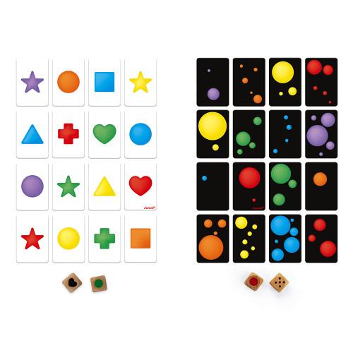 Jeu de Rapidité - Speed Color (bois et carton)