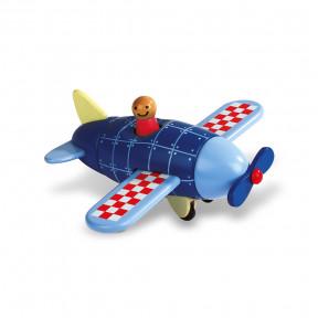 Kit de Imanes Avión (madera)