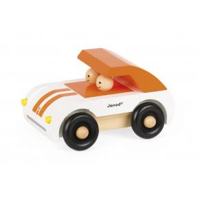 Kit Magnet - Roadster (bois)