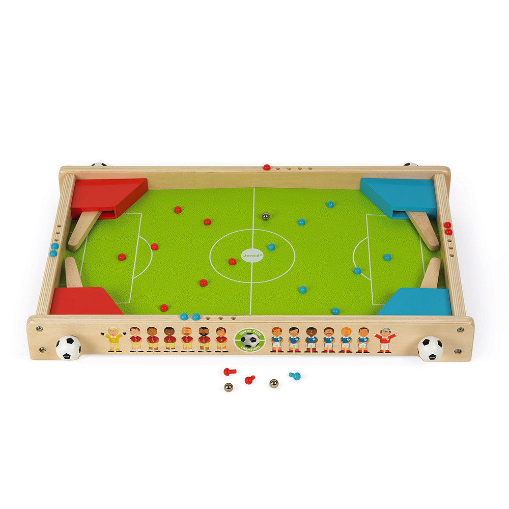 Magnificent Champions Soccer Pinball Wood Interior Design Ideas Gentotryabchikinfo
