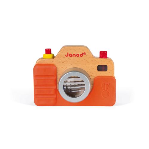 Appareil Photo Sonore (bois et silicone)