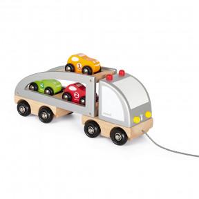 Camion Multi Bolidi (legno)