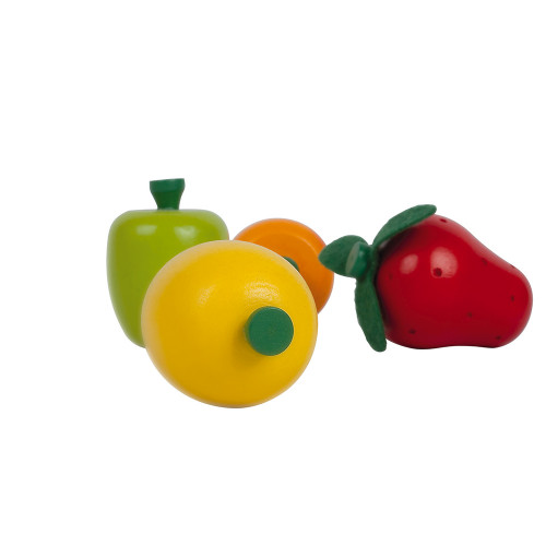 Cagette de 12 fruits (bois)