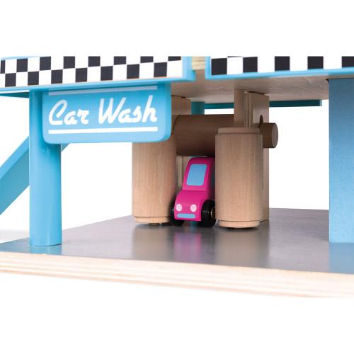 Garage Station Service (bois)