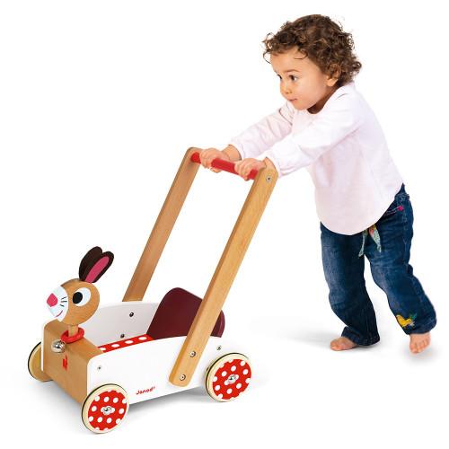 Chariot Crazy Rabbit (bois)