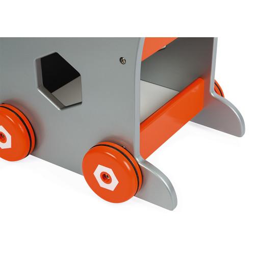 Chariot magnétique Brico'Kids (bois)
