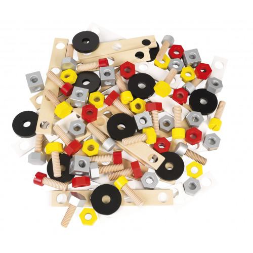 Baril Redmaster 50 pièces (bois)