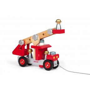 Camión de Bomberos (madera)