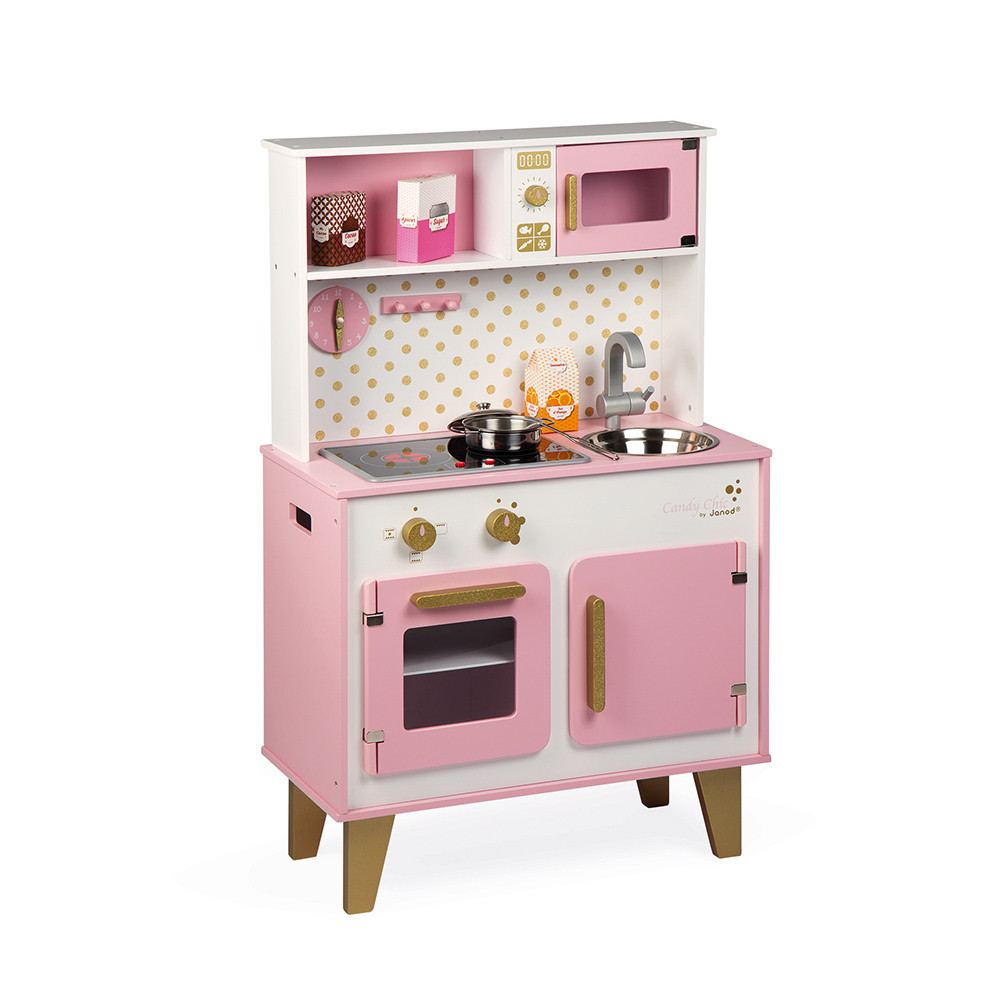 Candy Chic Big Cooker Wood