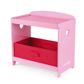 Table à langer Mademoiselle (bois)