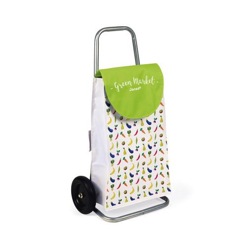 Chariot de course Green Market
