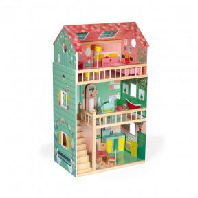 Casa Delle Bambole Happy Day (legno)