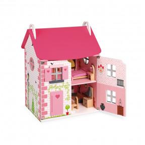 Mademoiselle Puppenhaus (Holz)