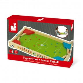 Pinball Futbolín Champions (madera)