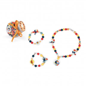 Birdy Toucans 220 Beads (wood)