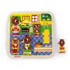 Chunky Puzzle la Cocina 5 piezas (madera)