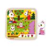 Chunky Puzzle El Jardín 5 piezas (madera)