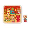 Chunky Puzzle Salon 5 pcs (bois)