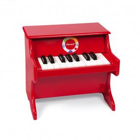 Piano Rot Konfetti (Holz)