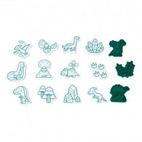 Tampons Dino Stampinoo 15 pcs (mousse)