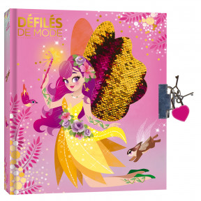 Défilés de Mode Carnet Secret Fairies
