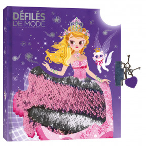 Cuaderno Secreto Princesses