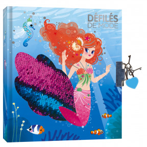 Cuaderno Secreto Sirenas