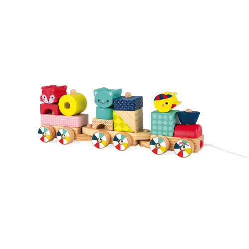 Train Baby Forest (bois)