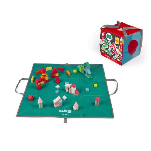 Kubix - 80 cubes en bois
