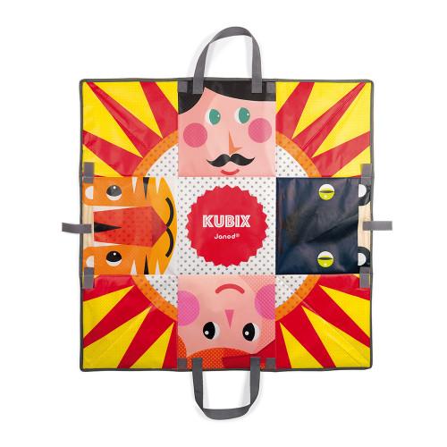 Kubix - 60 cubes Cirque (bois)