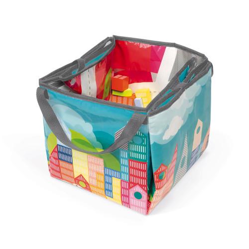 Kubix - 70 cubes Archi (bois)