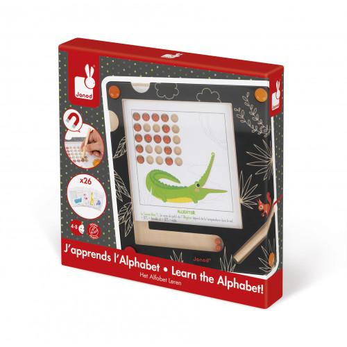 Coffret Alphabet ABC Animo