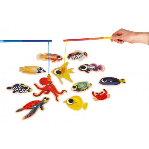 Pêche à La Ligne Mouette