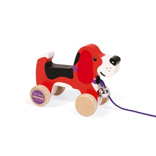 Beagle à promener My Dog (bois)