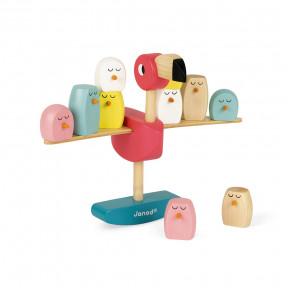 Geschicklichkeitsspiel Flamingo (Holz)