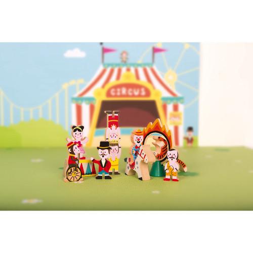 Mini Story Cirque (bois)