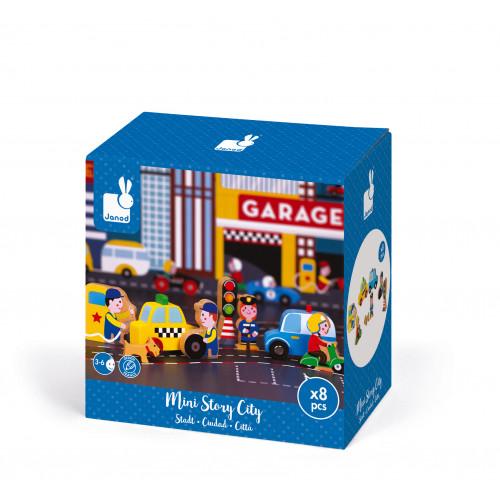 Mini Story City (bois)
