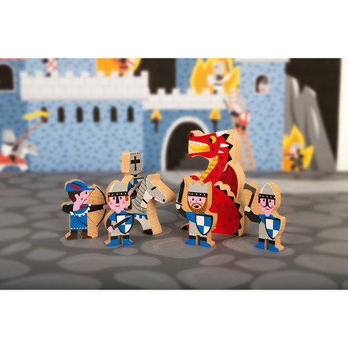 Mini Story Chevaliers (bois)