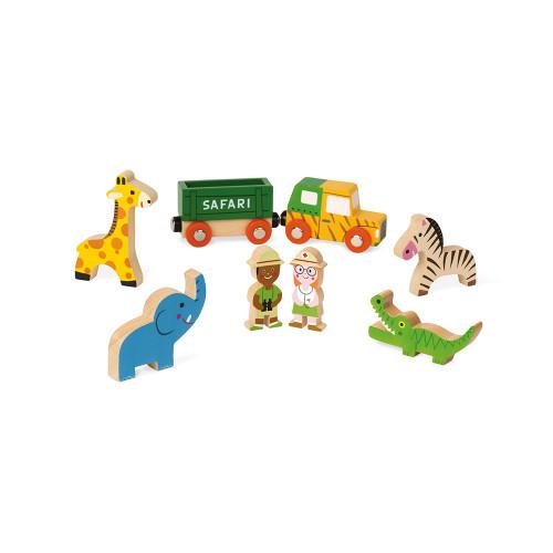 Mini Story Safari (bois)