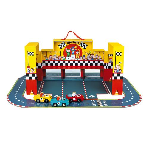 Story - Mallette Grand Prix