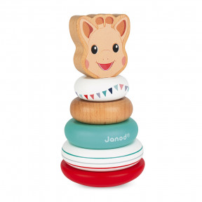Sophie la Girafe Stackable Roly-Poly (wood)