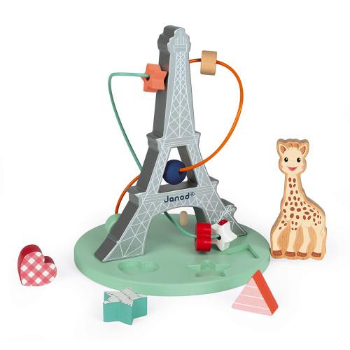 Looping Sophie la girafe (bois)