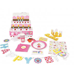 Happy Birthday-Set Prinzessin