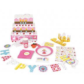 Set Para Fiesta de Cumpleaños Princesa