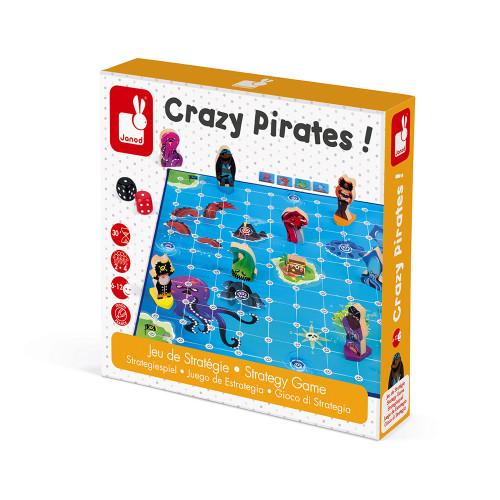 Crazy Pirates ! (bois et carton)