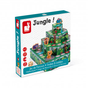 Juego de Recorrido Jungle